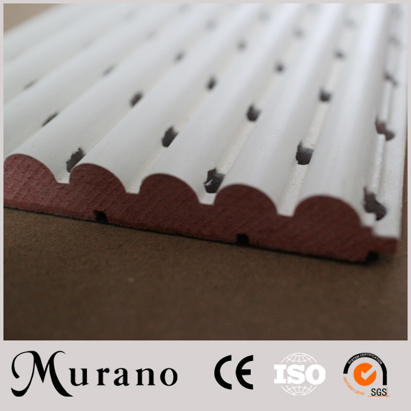 Hot selling No risk of skin irritation wooden acoustic panel
