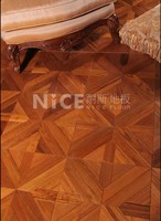 15mm OEM high quality waterproof parquet engineered looring in door used