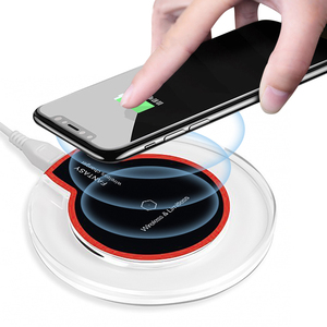 UCABLE free shipping mobile phone universal wireless charging 5w wireless charger