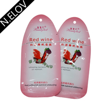 Guangzhou Wholesale Skin Care Sleeping Face Mask Red Wine Anti-Yellowish Nutrient Whitening Sleep Facial Mask