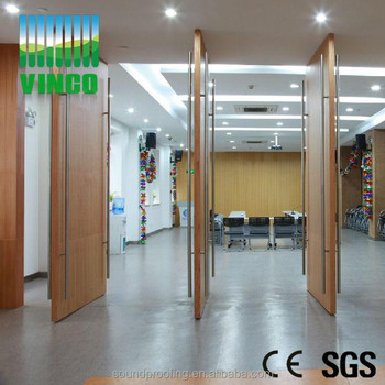 Operable Parion Detail Room Dividers Wall Systems Movable Panels Walls In Guangzhou