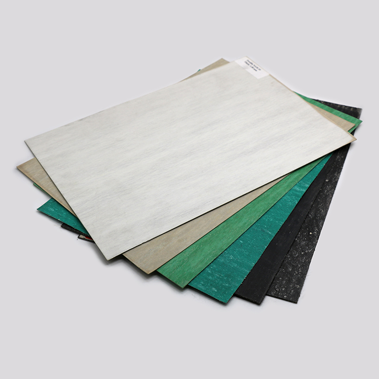 Gasket material  non asbestos jointing sheet with wire net inserted