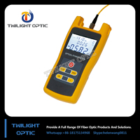 PON Power Meter Fiber Optic Tester Online with 1310/1490/1550nm