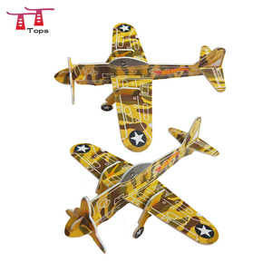 New arrival 3d paper wood PP PS PVC plastic cartoon magnetic kids children toy jigsaw puzzle