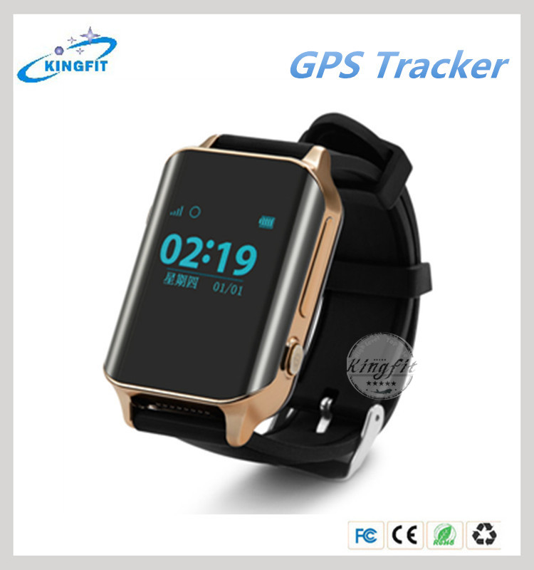 Heart Rate Monitoring Smart Elderly GPS Watch
