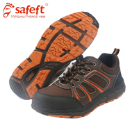 fashionable stylish Steel toe high voltage electrical safety jogger safety shoes