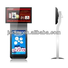 Floor standing Double screen 42inch LCD HD Advertising player, totem player, digital display for shopping malls