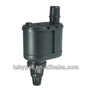 waterfall small Submersible aquarium fish tank Water Pump for fish aquariums, match with filter