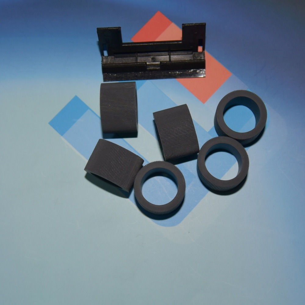 Para Scanner Kodak 1210 1220 1310 1410 1320 2400 1420 2600 2800 1440 150 Kit De Scanner Pega Rolo De Freio E Almofada De Separação