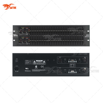 2231 Graphic Equalizer/Sound Equalizer/Pro Audio, View equalizer, Skytone  Product Details from Guangzhou Skytone Audio Co , Ltd  on Alibaba com
