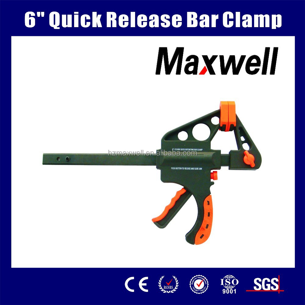 "6"" Quick Release Bar Clamp"
