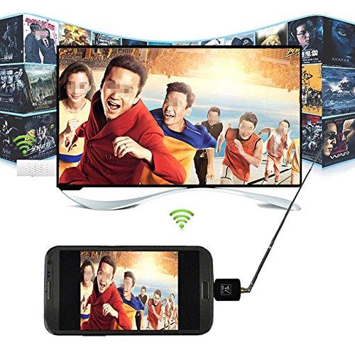 ONX3 Mini Portable Micro USB DVB-T Digital Mobile TV Tuner Receiver for at&T Trek 2 HD