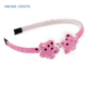 Hot sales Star soft baby hair band headband christmas hair band P-2078