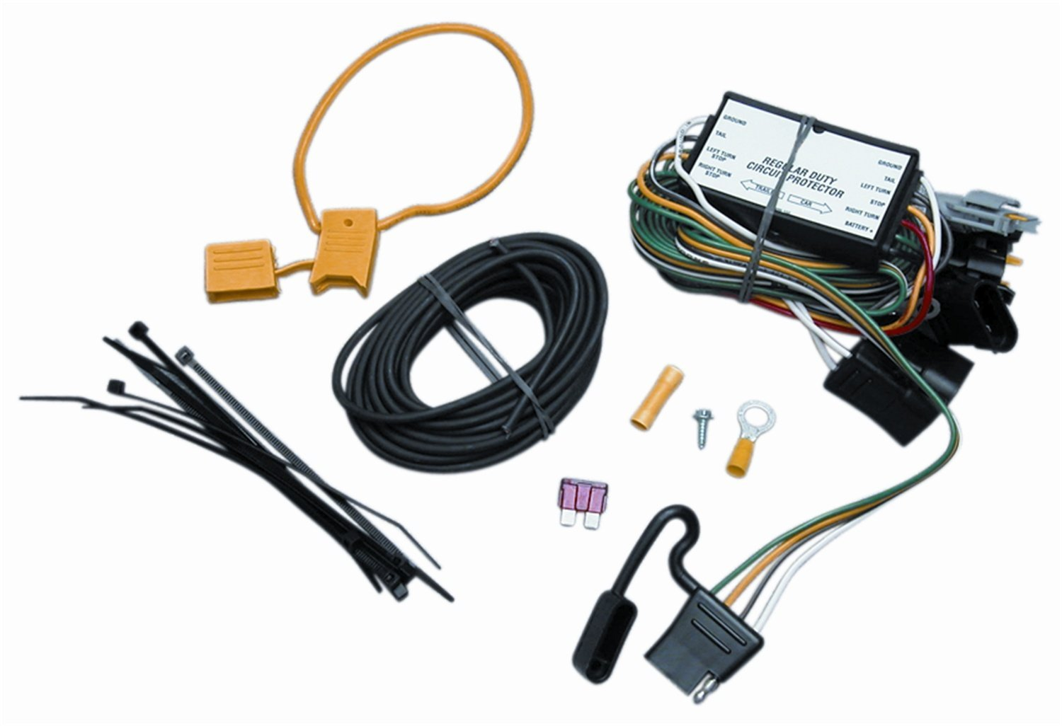 Trailer Wiring 01-03 Mazda Tribute 95-00 Explorer 92-94 Ford E