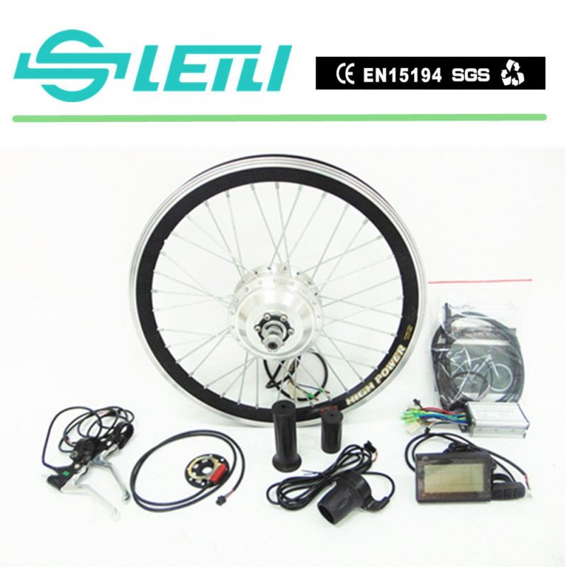 36v 250w DIY brushless mid drive hub motor e bike kit electric bike motor kit