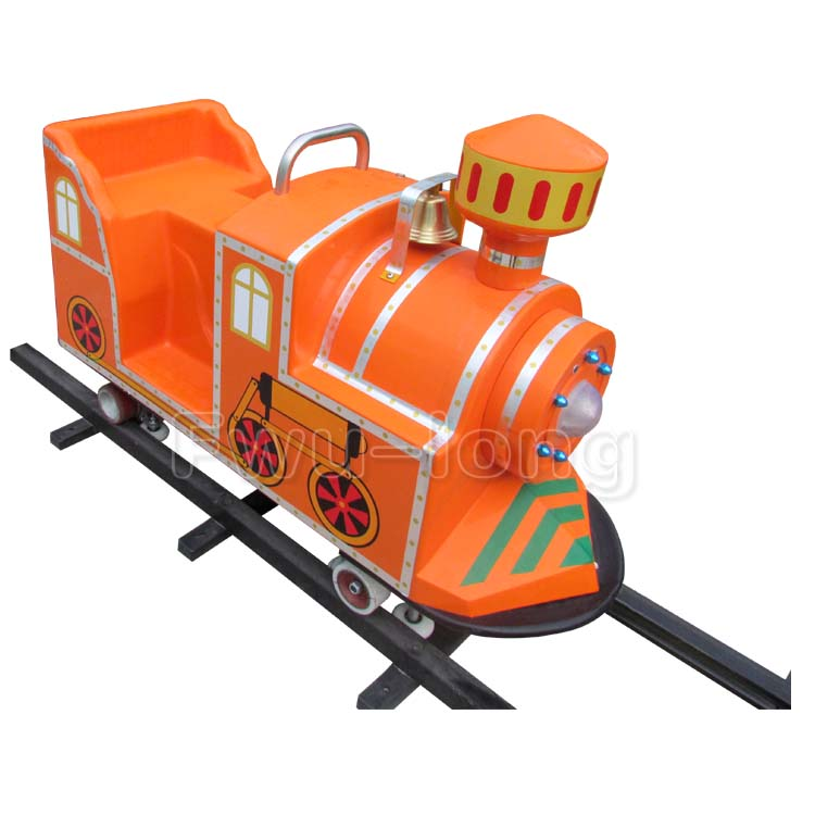 High quality funny professional manufacturers mini track train/ kids ride on train and track