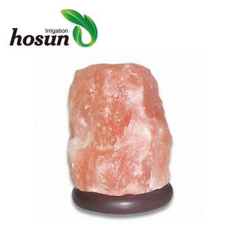 Himalaya Nature/carved Decorative Salt Stone Lamp