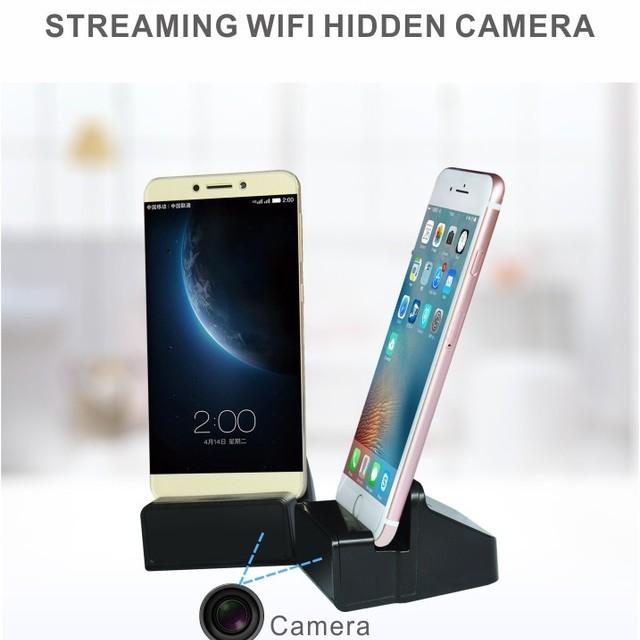 Amazing Wi Fi 1080p 64GB Dorm Room Hidden Camera Part 14