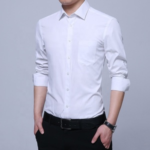 279d7ca1741 Men Office Long Sleeve Shirt