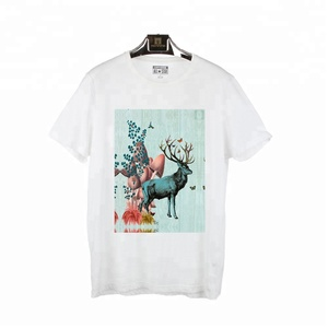 Best-Selling customized design t shirt with digital printing