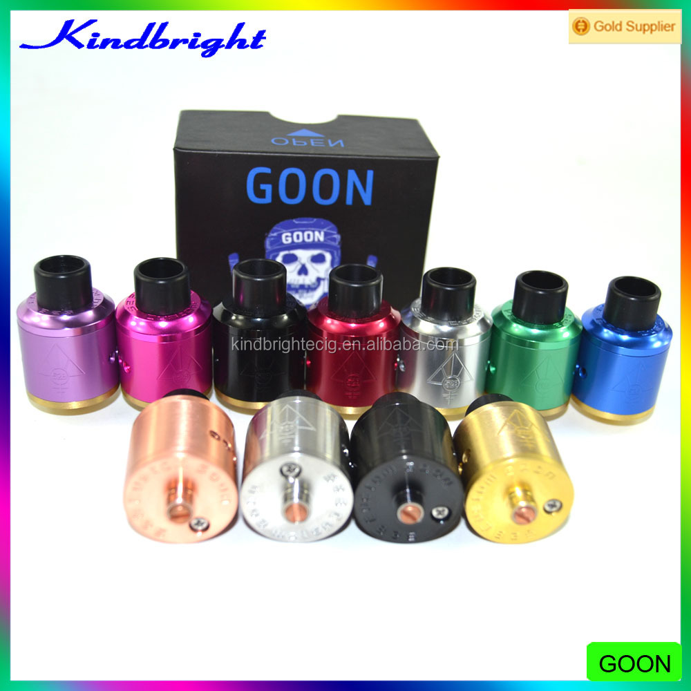 2016 hot selling 528 goon rda fit TK V2 mechanical mod 1:1 clone goon rda