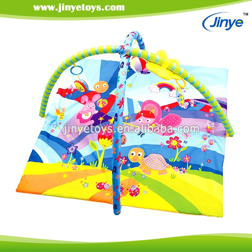polyester blanket kids room carpet children play mat