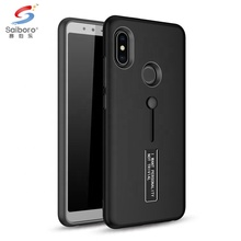 SAIBORO shockproof phone case <span class=keywords><strong>voor</strong></span> <span class=keywords><strong>xiaomi</strong></span> redmi note 5a, kickstand case <span class=keywords><strong>voor</strong></span> <span class=keywords><strong>xiaomi</strong></span> mi a1 a2 lite mobiele case telefoon back cover