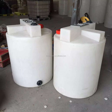 Accept Customized Plastic Chemical Liquid off Oil Storage Square Tanks