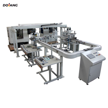 Dolang Educational Lab Industrial Cim Trainer Dlrb-801 Computer Integrated  Manufacturing Teaching Training Equipment - Buy Computer Integrated