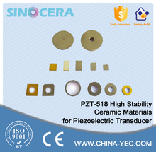offer piezo ceramic elements