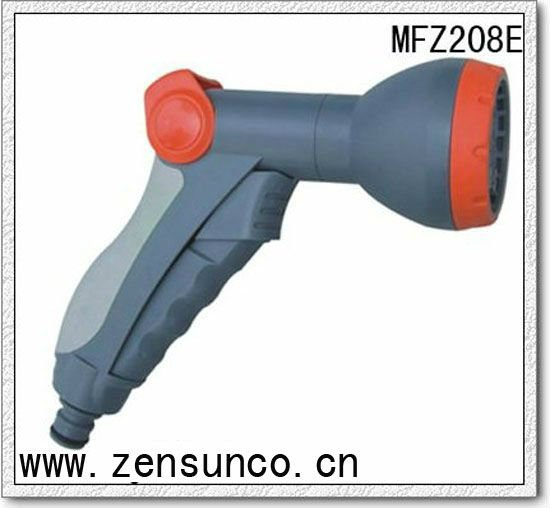 Front Trigger 7-Pattern Spray Gun (American Type)