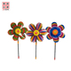 hot toys plastic sunflower windmills