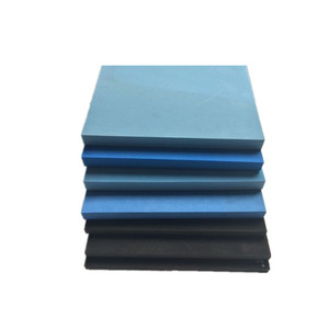 high quality eva material / EVA rubber sheets