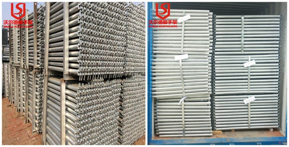 Hunan World ISO9001 Flat Surface High Loading Capacity Metal Deck FACTORY DIRECT for Construction