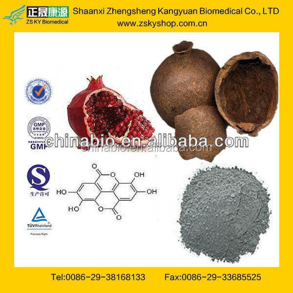 Hot Sale of Pomegranate Leaf Extract