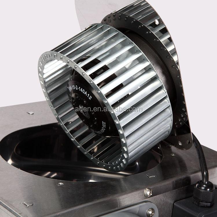 Ventola Reversibile Condotto Tubi Ventilatore Centrifugo
