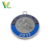 Factory Directly Selling Antique Zinc Alloy Medal For Decoration