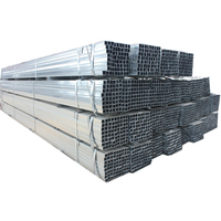bs 1139 astm profile ms square tube galvanized steel pipe for kitchen cabinet