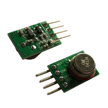 Low cost 433mhz rf ask transmitter Tx module small size AG-TX1