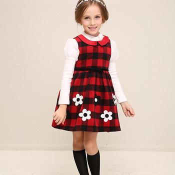 buy online 9d245 e1bed Rosso E Nero Di Lana Abiti Griglia,Scozia Principessa Bambini Boutique Di  Abbigliamento - Buy Bambini Ingrosso Abbigliamento Invernale,Inverno  Vestito ...