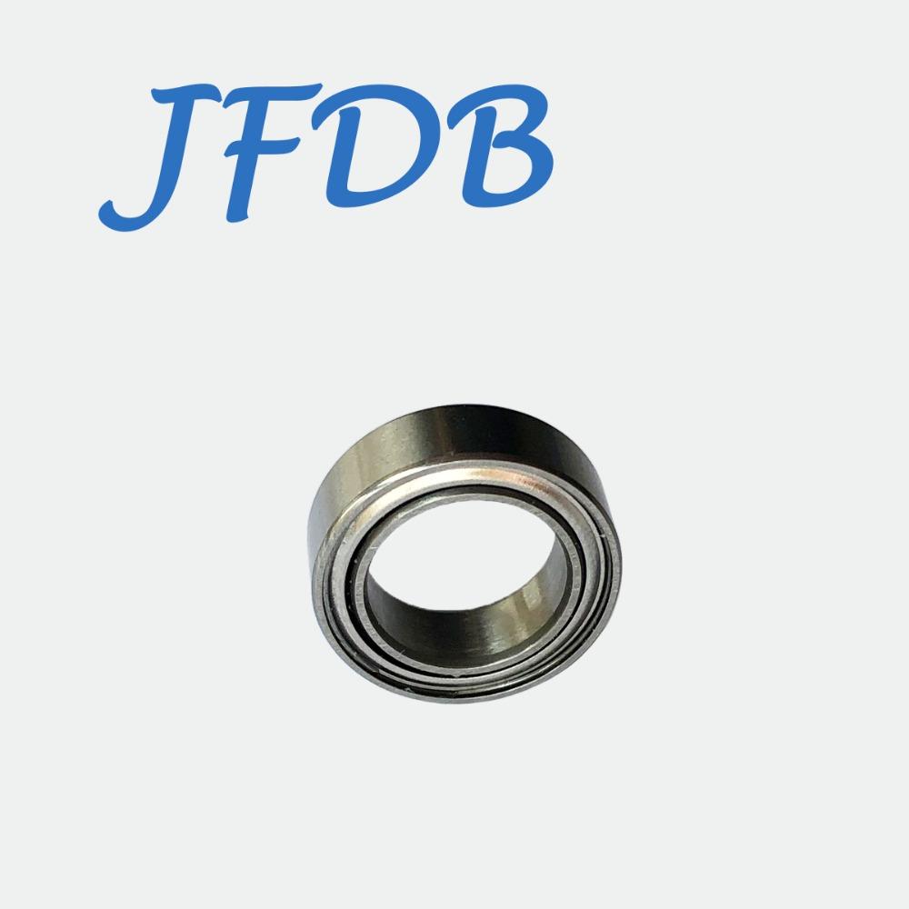 10 pcs 686 686zz  6*13*3.5  6x13x3.5 mm Metal Shield Ball Bearing Bearings