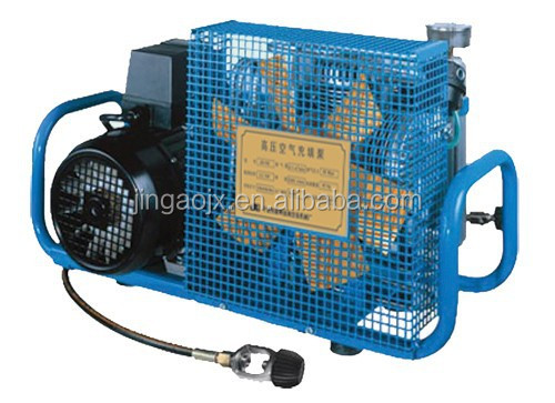 300 bar air compressor breathing air compressor and for diving