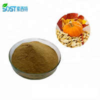 SOST Wholesales Pure Organic Pumpkin Seed Extract Powder