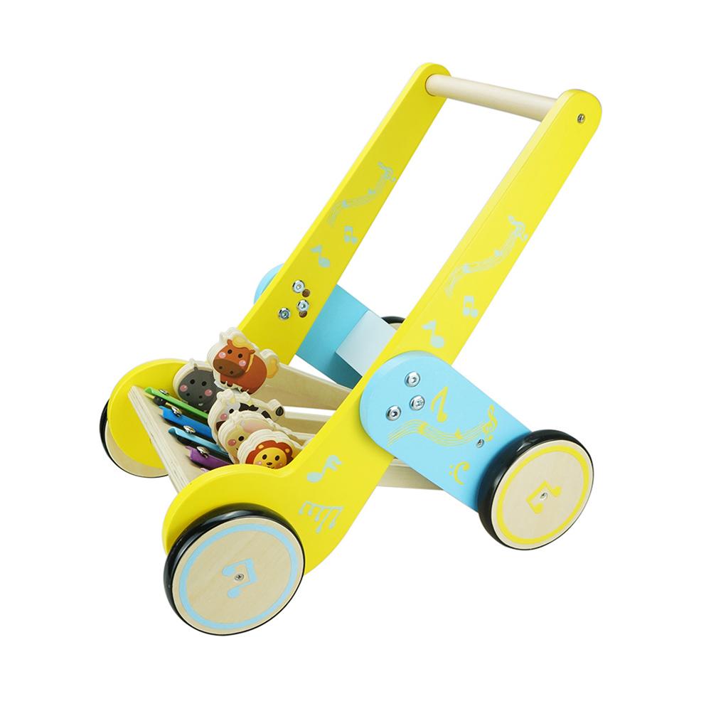 Commercio all'ingrosso 2020 divertente i bambini del giocattolo del bambino giocattoli camminatore con la musica per i bambini