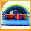 2016 inflatable Rainbow jumping house