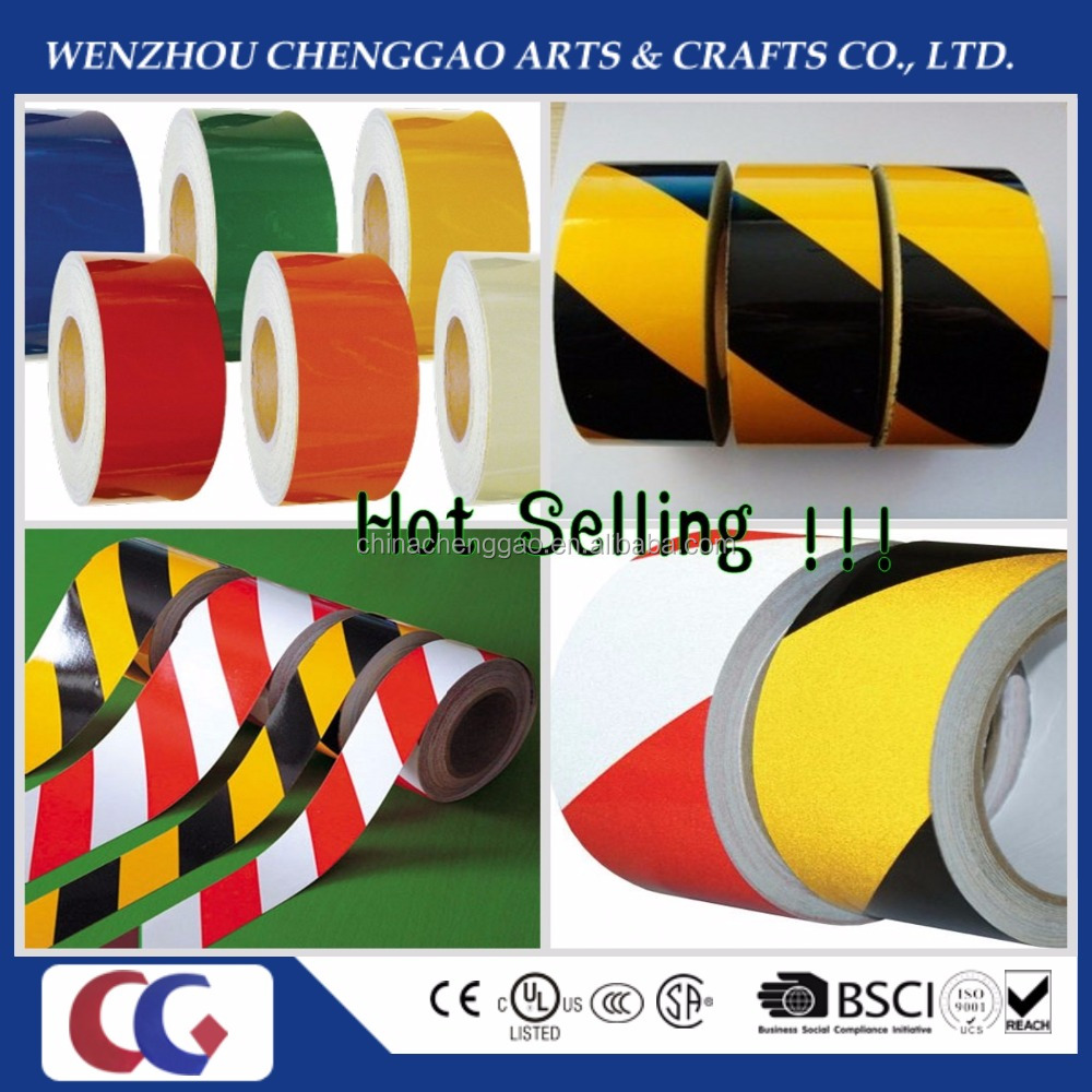 advertisement/engineering/commercial grade reflective sheeting/tapes for traffic road signs