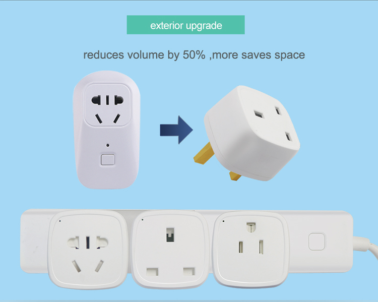 UK wifi smart socket