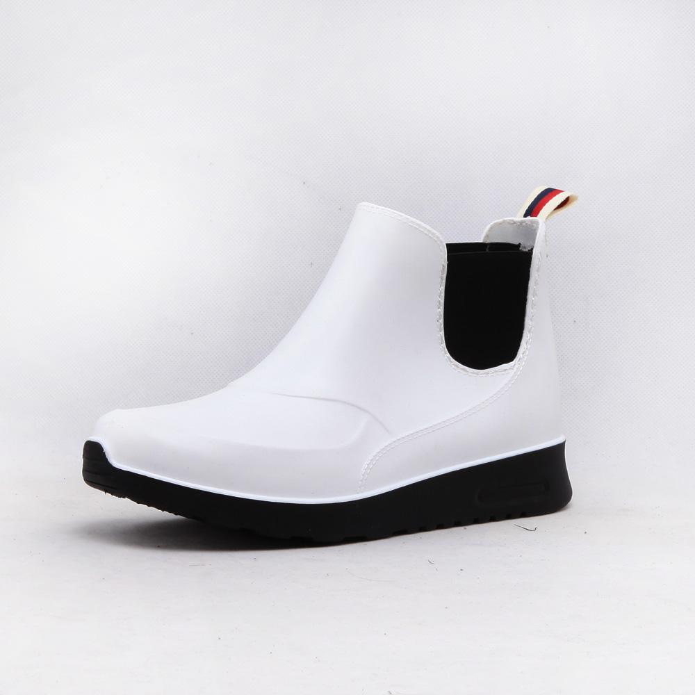 casual rain boots