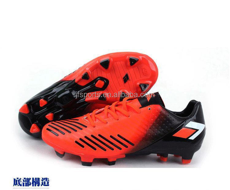 men colorful indoor soccer shoes football