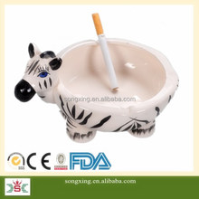 animal portable ashtray cigarette extinguisher custom cigar ashtray